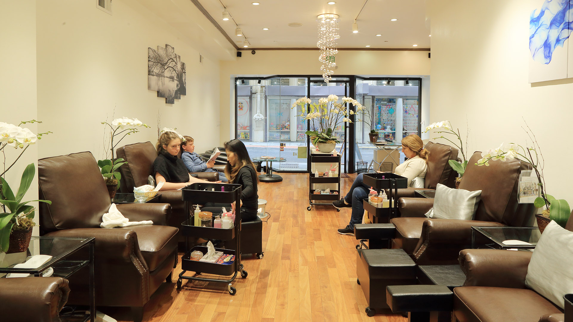 Gallery - Lotus Nail Salon